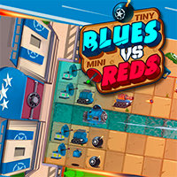 Blues vs Reds