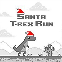 Santa T-Rex Run