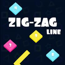 Zig Zag Line