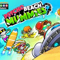 Game Shakers Beach Mummies