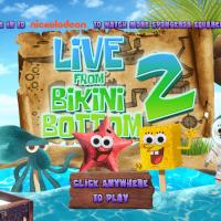 SpongeBob Live From Bikini Bottom 2