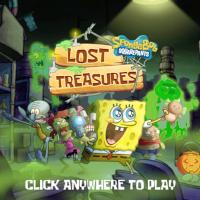 SpongeBob Sb Lost Treasures