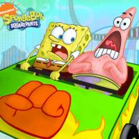 Spongebob Fiery