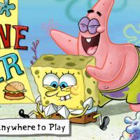 Spongebob Fortune Teller
