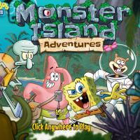 Spongebob Monster Island Adventures