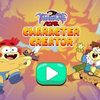 Tcr Character Creator