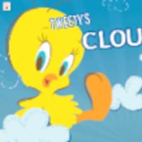 Tweety Cloud Jumper