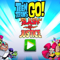 Teen Titans Go Slash of Justice