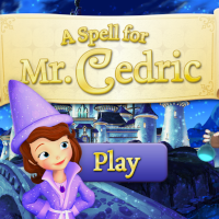 A Spell for Mr. Cedric