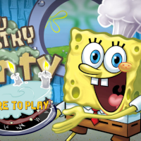 SpongeBob Tasty Pastry Party
