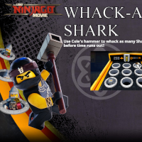 NinjaGo Whack-a-Shark