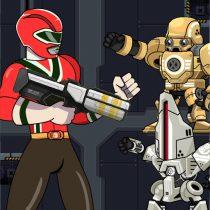 Power Rangers War Machine