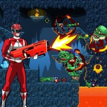 Power Rangers Kill Zombies – Idle Game