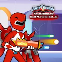 Power Rangers Mission Impossible