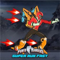 Power Rangers Super Run Fast